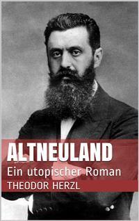 Cover AltNeuLand. Ein utopischer Roman