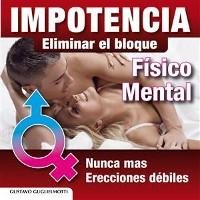 Cover Impotencia  y disfunción eréctil