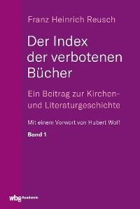Cover Der Index der verbotenen Bücher. Bd.1
