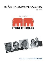 Cover 70 år i kommunikasjon