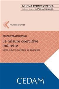 Cover Le misure coercitive indirette