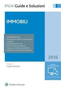 Cover Immobili 2016