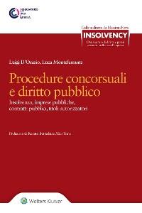 Cover Procedure concorsuali e diritto pubblico