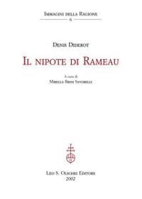 Cover Il Nipote di Rameau.