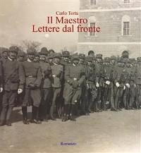 Cover Il Maestro - Lettere dal fronte