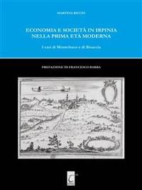 Cover Economia e Società in Irpinia nella prima età moderna
