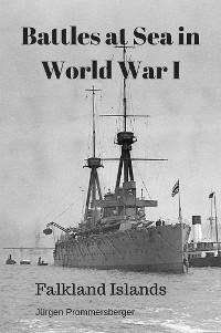Cover Battles at Sea in World War I - Falkland Islands