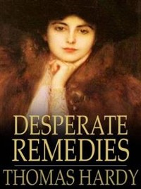 Cover Desperate Remedies
