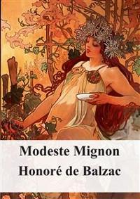 Cover Modeste Mignon
