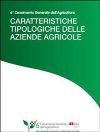 Cover Caratteristiche tipologiche delle aziende agricole