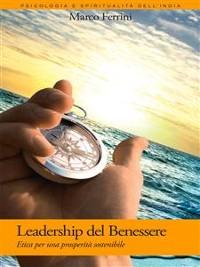 Cover Leadership del Benessere