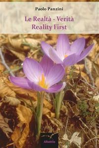 Cover Le Realtà - Verità Reality First