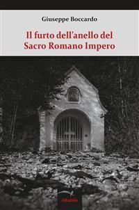 Cover Il furto dell'anello del Sacro Romano Impero