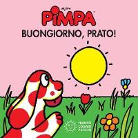 Cover Pimpa buongiorno, prato!