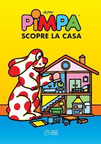 Cover Pimpa scopre la casa