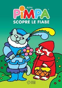 Cover Pimpa scopre le fiabe