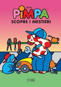 Cover Pimpa scopre i mestieri