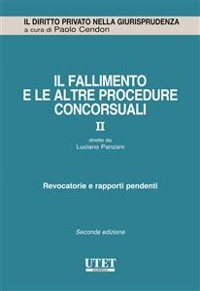 Cover Il fallimento e le altre procedure concorsuali vol. 2
