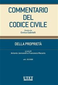 Cover Della Proprietà - artt. 810-868