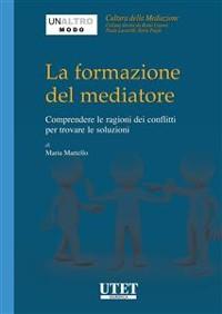 Cover La formazione del mediatore