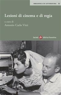 Cover Lezioni di cinema e di regia