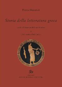 Cover Storia della letteratura greca. I