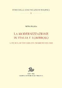 Cover La modernizzazione in Italia e Lombroso