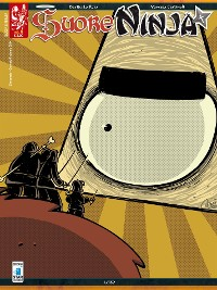 Cover Suore Ninja n° 6 - 1,6180