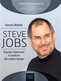 Cover Steve Jobs. Il genio visionario e creativo del nostro tempo