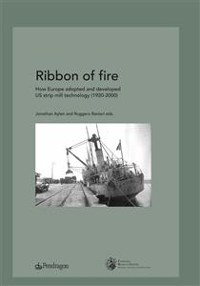 Cover Ribbon of Fire