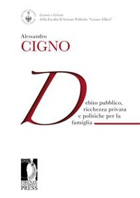 Cover Debito pubblico, ricchezza privata e politiche per la famiglia