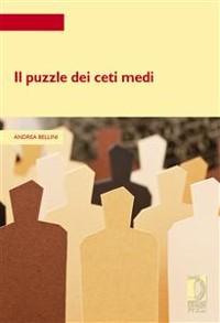 Cover Il puzzle dei ceti medi