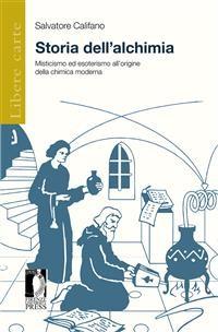 Cover Storia dell'alchimia