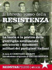 Cover Il libretto rosso della Resistenza