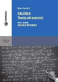 Cover CALCOLO. Teoria e esercizi