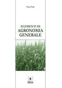 Cover Elementi di agronomia