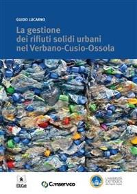 Cover La gestione dei rifiuti solidi urbani nel Verbano-Cusio-Ossola