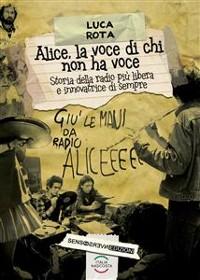 Cover Alice, la voce di chi non ha voce