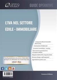 Cover IVA nel settore edile - immobiliare