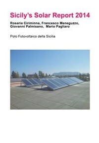 Cover Sicily's Solar Report 2014