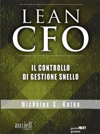 Cover Lean CFO. Il controllo di gestione snello