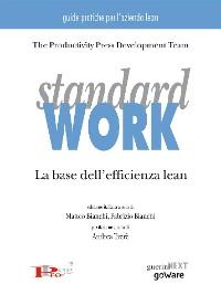 Cover Standard work. La base dell'efficienza lean