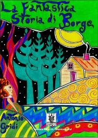 Cover La fantastica storia di Borge