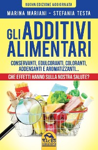 Cover Gli Additivi Alimentari