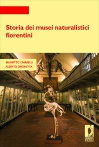 Cover Storia dei musei naturalistici fiorentini