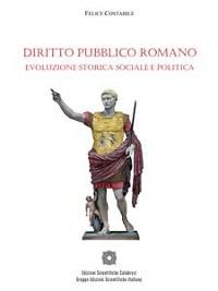 Cover Diritto Pubblico Romano