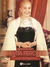 Cover EVITA PERÓN Il cuore dell'Argentina