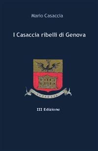 Cover I Casaccia ribelli di Genova