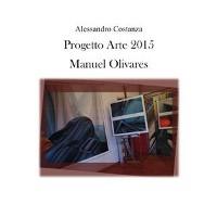 Cover Progetto Arte 2015 - Manuel Olivares