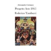 Cover Progetto Arte 2015 - Federico Tamburri